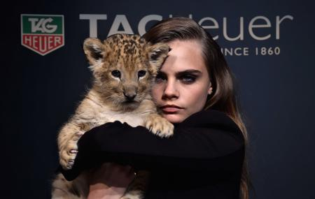 Cara Delevingne, TAG Heuer's new ambassador