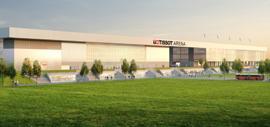 The future Tissot Arena