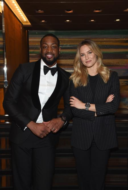 Dwyane Wade and Bar Refaeli