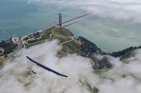 Solar Impulse project - Omega - Accross America - 2013
