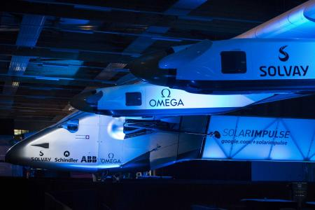 Solar Impulse project - Omega - Solar Impulse 2 - 2014
