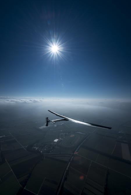 Solar Impulse project - Omega - Solar Impulse 2 - Flight around the world will start in march 2015