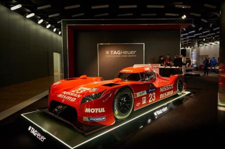 TAG Heuer at Geneva MotorShow