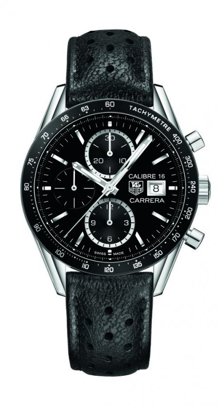 New Carrera Chronograph Calibre 1887