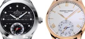 Frédérique Constant and Alpina Horological Smartwatch