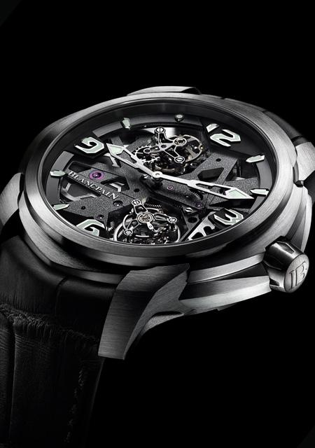 Blancpain L-evolution Tourbillon Carrousel - Baselworld 2015