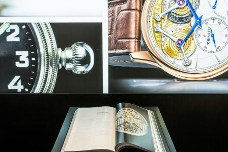 Zenith - Baselworld 2015 - The anniversary book