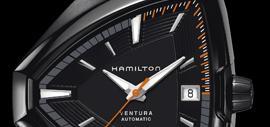 Hamilton - Baselworld 2015 - Ventura80 Elvis Auto