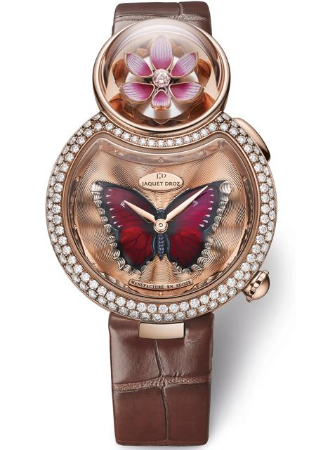 Jaquet Droz Lady 8 Flower - Baselworld 2015