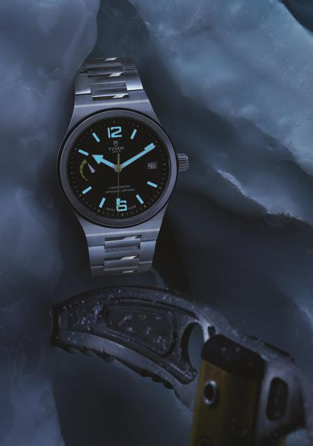 TUDOR Baselworld 2015 - TUDOR North Flag