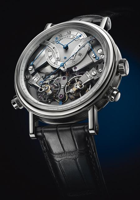 Breguet Tradition Chronographe Indépendent 7077 - Baselworld 2015