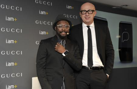 will.i.am & Marco Bizzarri - Baselworld 2015