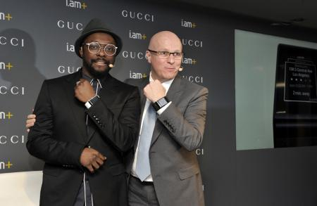 will.i.am & Stephane Linder - Baselworld 2015
