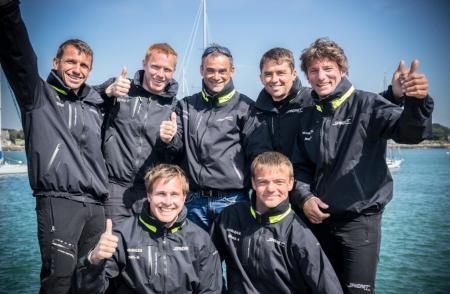 Spindrift Racing team - © Eloi Stichelbaut