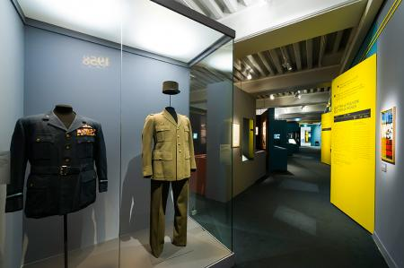 Churchill-de-Gaulle exhibition