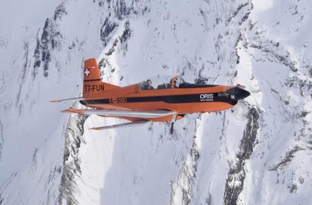 Oris Aviators Basel Mission
