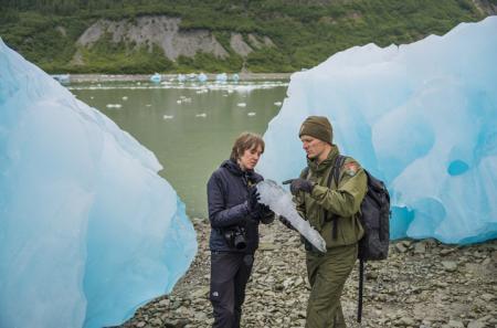 Fanny Douvere UNESCO World Heritage Marine Programme coordinator ©Mark Kelley