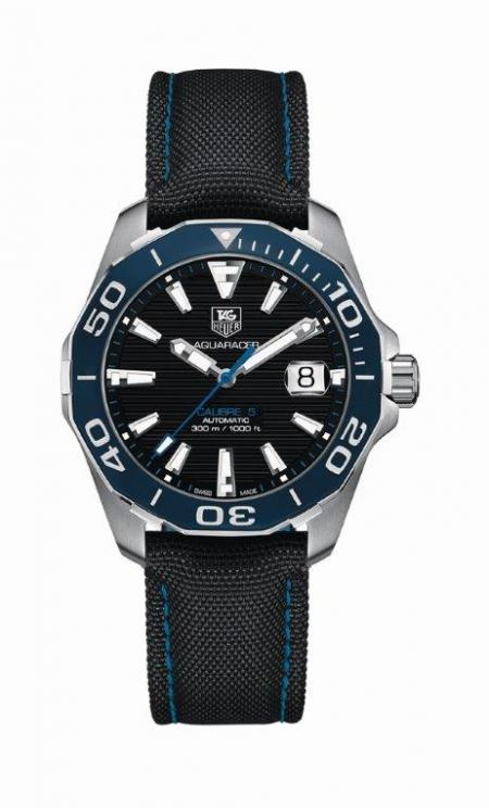 TAG Heuer enters the surf world