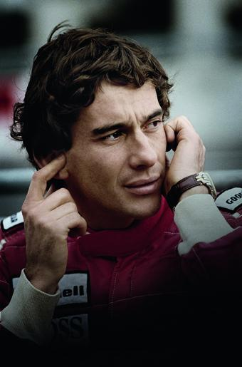 Ayrton Senna rejoins the TAG Heuer Ambassador family