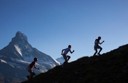 Skyrunning race