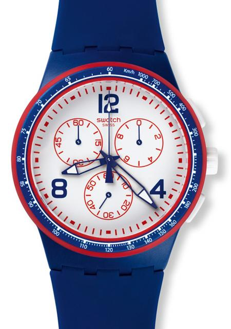 Swatch Faster Server, Roland-Garros special édition
