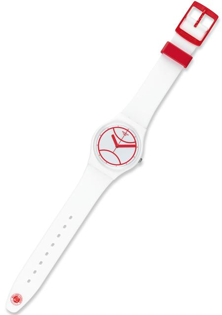 Swatch Hit The Line, Roland-Garros special edition