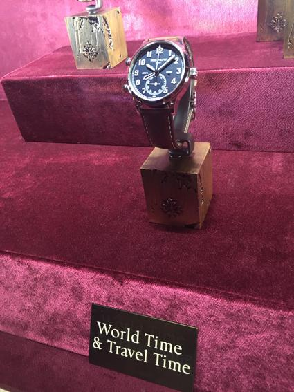 Patek Philippe Watch Art Grand Exhibition
