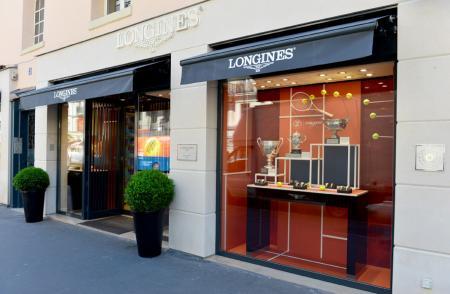 Longines Boutique in Paris