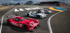 TAG Heuer - Nissan GT-RLM NISMO - Le Mans 2015