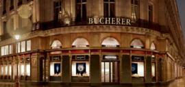 Maison Bucherer in Paris