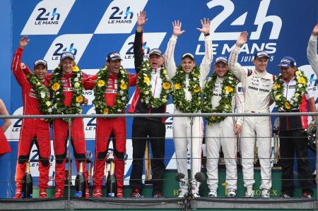 Double victory for Chopard et Porsche Motorsport