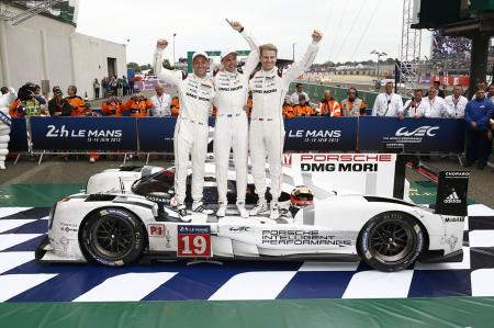 Winners of the 24 Hours of Le Mans