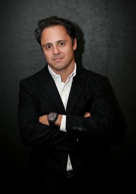Felipe Massa, Richard Mille ambassador since 10 years