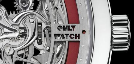 Métiers d'Art Mécaniques Ajourées Only Watch 2015