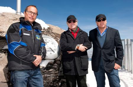 Tissot T-Touch - Peak Walk by Tissot - Bernard Tschannen, Francois Thiebaud, Marcel Bach