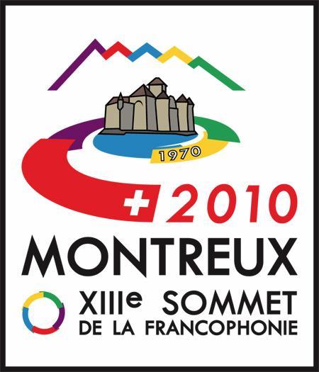 13th biennial Francophone Summit - Montreux 2010