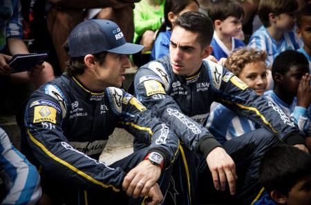Richard Mille - e-dams Renault - Formule E - Nicolas Prost - Sébastien Buemi - C Olivier Robinet