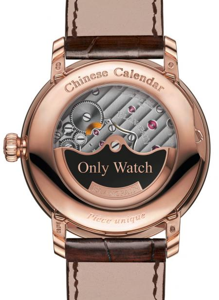 Blancpain Villeret Traditional Chinese Calendar - Only Watch