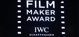 IWC, partner of the film festival of Angoulême