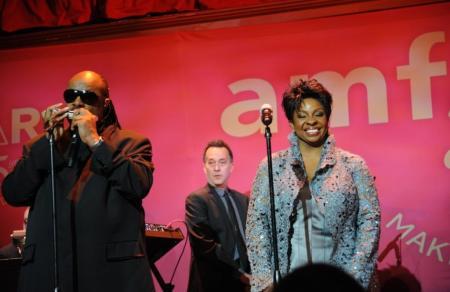 Stevie Wonder & Gladys Knight