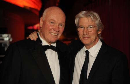 Mr Biver & Richard Gere