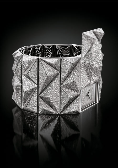 Jewellery Watch Prize - Audemars Piguet Diamond Punk