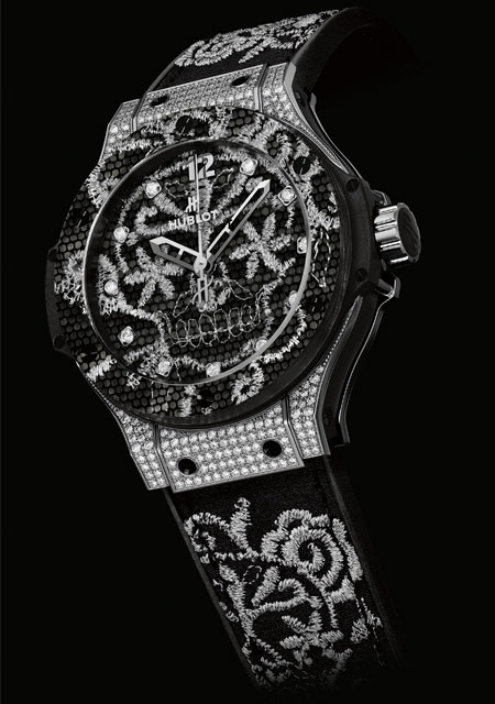 Ladies' Watch Prize - Hublot Big Band Broderie