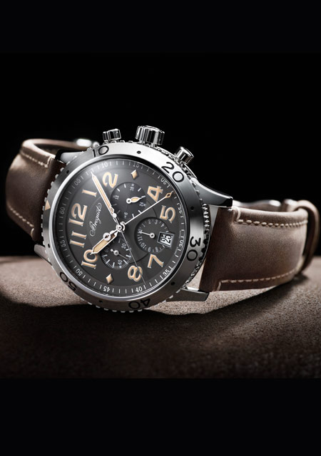 Breguet Type XXI 3813 Only Watch 2015