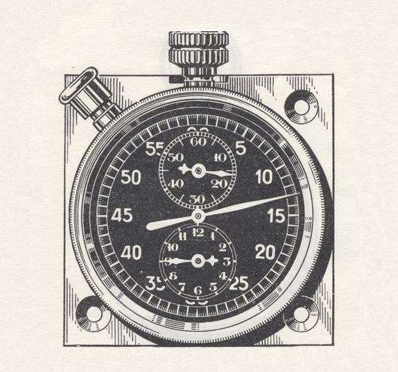 The Autavia, dashboard instrument - 1933