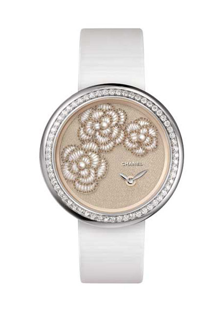 Chanel Mademoiselle Privé Only Watch