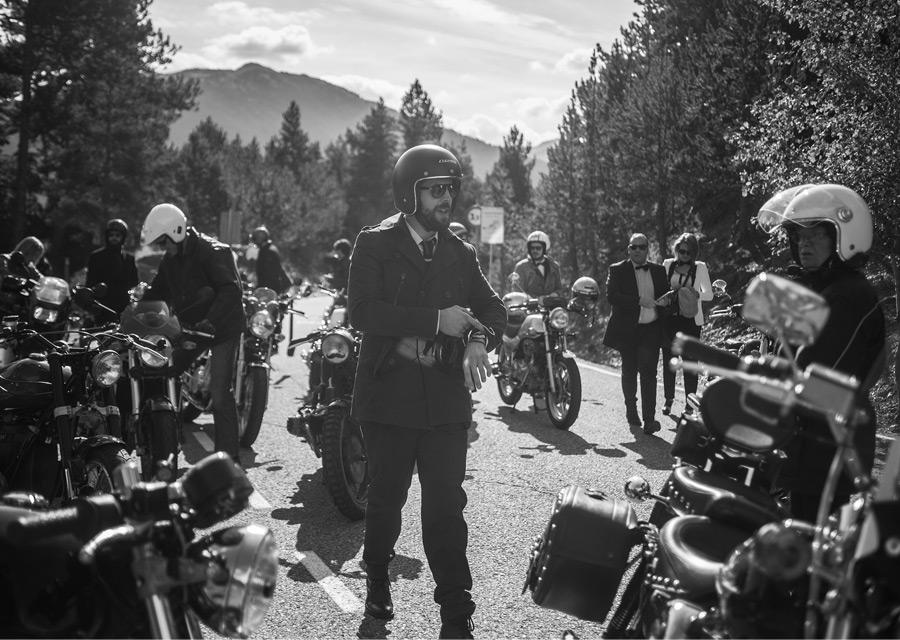 Distinguished Gentleman's Ride 2016 - Andorra - credit Sam Decout