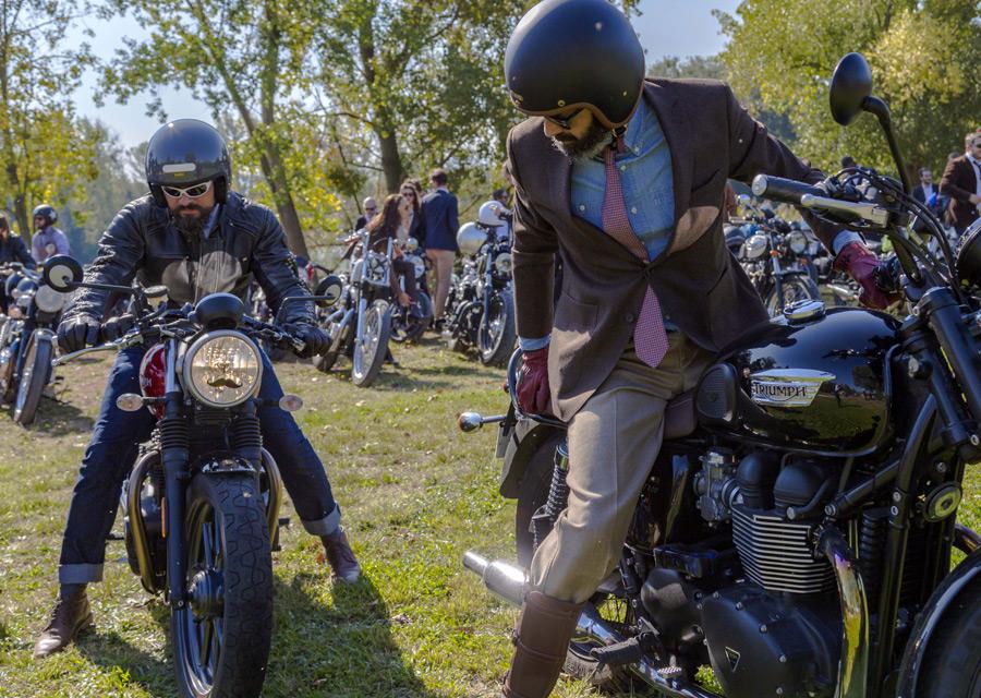 Distinguished Gentleman's Ride 2016 - Lyon - credit Marjorie Besson Photographies