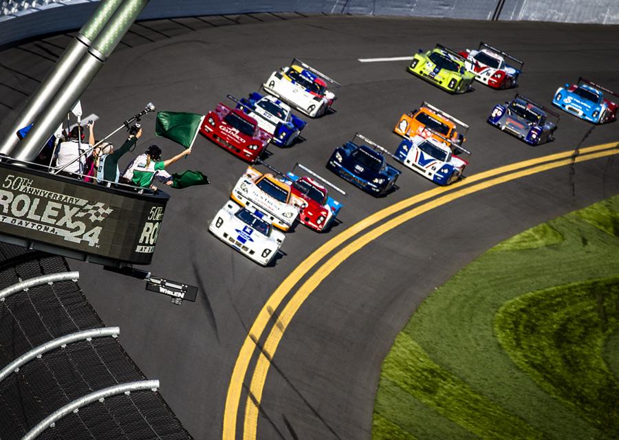 tona International Speedway - 2012 - ©Rolex/Tom O'Neal