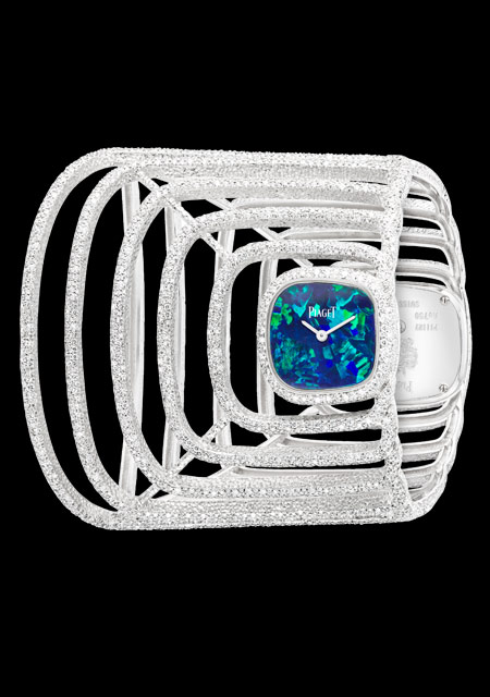 Revival Watch Prize - Piaget Extremely Piaget Double Sided Cuff Watch